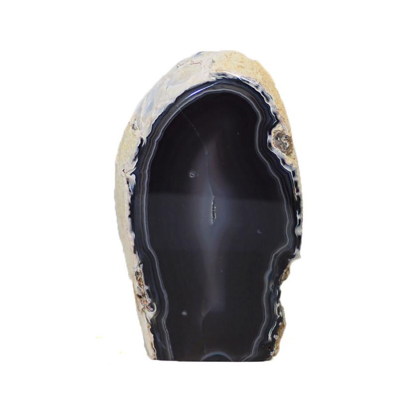 1.7kg Agate Crystal Lamp J363