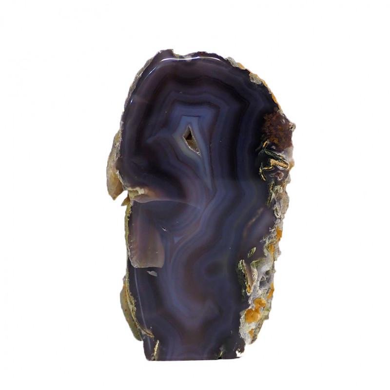 1.9kg Agate Crystal Lamp J379