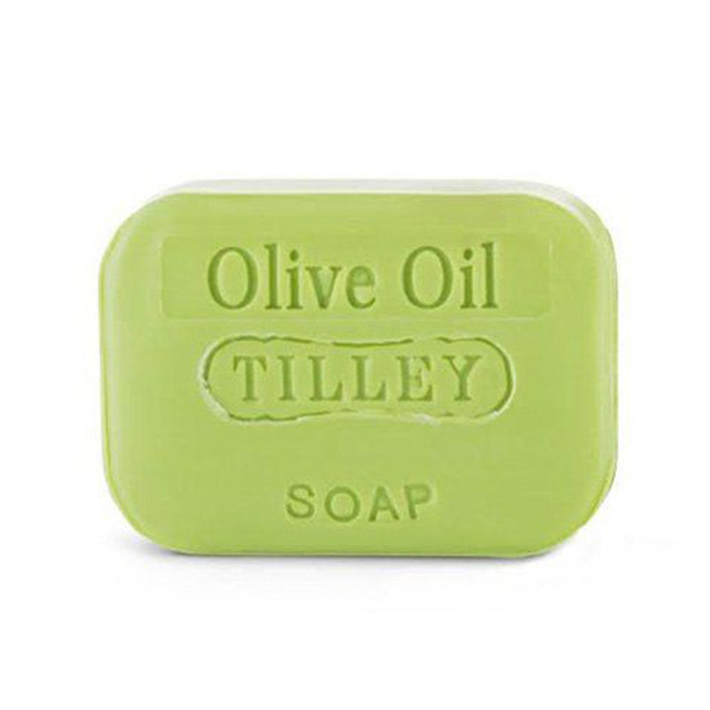 Tilley Stamped Soap Olive Oil 100g