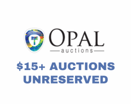 Opal Auctions - Unreserved
