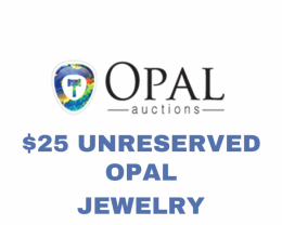 Opal Jewelry - $25 Unreserved