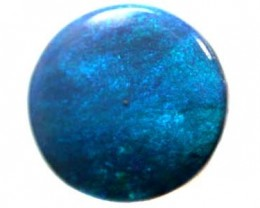 BEAUTIFUL BLUE FIRE BLACK OPAL 2.75 CTS RETAIL $1395 SS1558