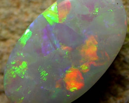 3.20 CTS PETES WHITE OPAL $ 120 PER CARAT [MAY29]