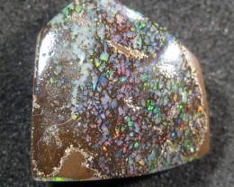 YOWAHOPALS*12.55ct Unusual Patterns - Boulder Opal