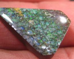 YOWAHOPALS*13.80ct Unusual Pattern - Boulder Opal