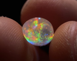 2.56ct Mexican Crystal-Contraluz Opal (OM)