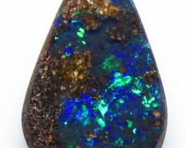 1.65ct Australian Boulder Opal Stone