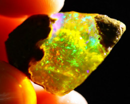 17cts Ethiopian Crystal Rough Specimen Rough / CR3296