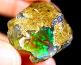 93cts Ethiopian Crystal Rough Specimen Rough / CR3338