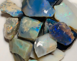 Rough Seam Opals with Great Potential - Watch the Video