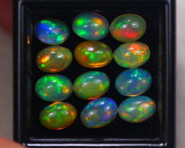 6.62Ct Natural Ethiopian Welo Opal Lot JA2550