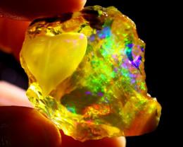 104cts Ethiopian Crystal Rough Specimen Rough / CR3347