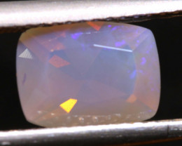 1.10 CTS LIGHTNING RIDGE FACETED CRYSTAL OPAL TBO-A2775