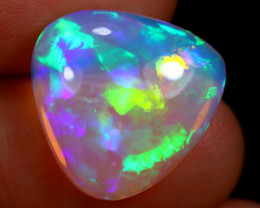 9.40cts Natural Ethiopian Welo Opal / BF5885