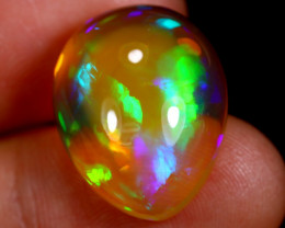 14.01cts Natural Ethiopian Welo Opal / BF5920