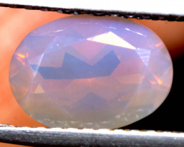 1.15 CTS LIGHTNING RIDGE FACETED CRYSTAL OPAL TBO-A2784