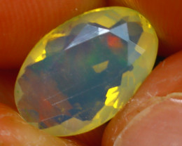 Welo Opal 1.93Ct Natural Ethiopian Smoked Welo Opal J0407/A3