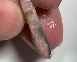 Red Crystal Seam - Bright Consistent Red Colour Bar
