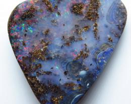 7.42ct Australian Boulder Opal Stone