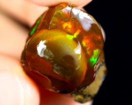 51cts Ethiopian Crystal Rough Specimen Rough / CR3429