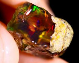 13cts Ethiopian Crystal Rough Specimen Rough / CR3434