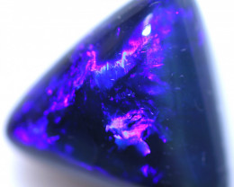 Orivate auction 3.57 CTS BLACK OPAL STONEE - [LRO1809]