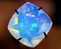 1.69cts Natural Ethiopian Faceted Welo Opal / NY1401