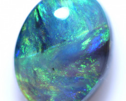 1.29 CTS BLACK OPAL STONE-FROM LIGHTNING RIDGE - [LRO1832]