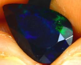 Welo Opal 1.80Ct Natural Ethiopian Smoked Welo Opal H0701/A28