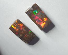 Boulder Pipe Opal Split from Jundah Queensland