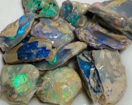 Select Nobby Rough , Bright & Beautiful Opals to Cut & Carve