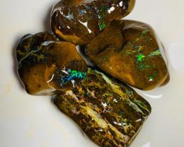 Top Grade Multi Colour Bright Koroit Matrix for Opal Cutters