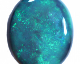 3.24 CTS BLACK OPAL STONE-FROM LIGHTNING RIDGE - [LRO1877]