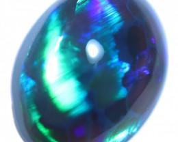 1.28 CTS BLACK OPAL STONE-FROM LIGHTNING RIDGE - [LRO1887]