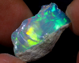 7cts Natural Ethiopian Welo Rough Opal / WR6817