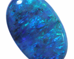 6.79 CTS BLACK OPAL STONE-FROM LIGHTNING RIDGE - [LRO1946]