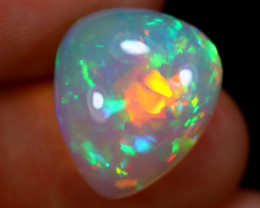 7.96cts Natural Ethiopian Welo Opal / BF6143