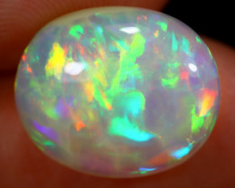 5.36cts Natural Ethiopian Welo Opal / BF6170