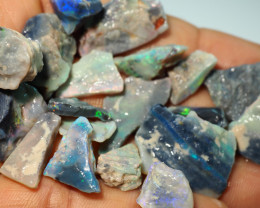 500CT QUALITY OPAL ROUGH PARCEL FROM LIGHTNING RIDGE BJ539