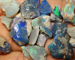 430CT QUALITY OPAL ROUGH PARCEL FROM LIGHTNING RIDGE BJ540