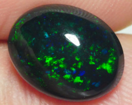 1.795 CRT BRILLIANT SMOKED FLORAL FLOWER WELO OPAL-