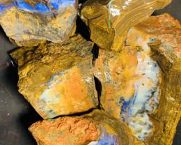 6500 CTs Winton Rough Boulder Opals- 1.3 KGs #601
