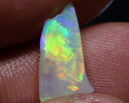 2.90CTS COOBER PEDY WHITE OPAL FACED ROUGH DT-A4524