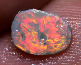 0.40CTS  LIGHTNING RIDGE DARK OPAL RUB  DT-A4547