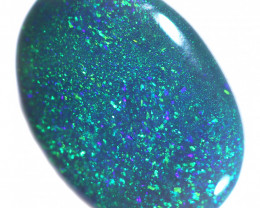 1.20 CTS BLACK OPAL STONE-FROM LIGHTNING RIDGE - [LRO2016]