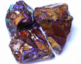 148.98 Carats Yowah Opal Rough Parcel ANO-1510