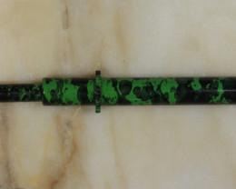 Brass Opal Grabber -Green [32270]