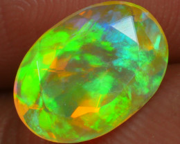1.160 CRT BRILLIANT FACETED BEAUTIFUL PERFECT FULL PLAY COLOR  WELO-