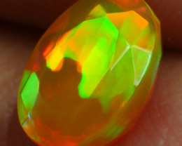 1.450 CRT BRILLIANT FACETED BEAUTIFUL PERFECT FULL PLAY COLOR  WELO-