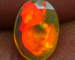 0.620 CRT BRILLIANT FACETED BEAUTIFUL PERFECT FULL PLAY COLOR  WELO-